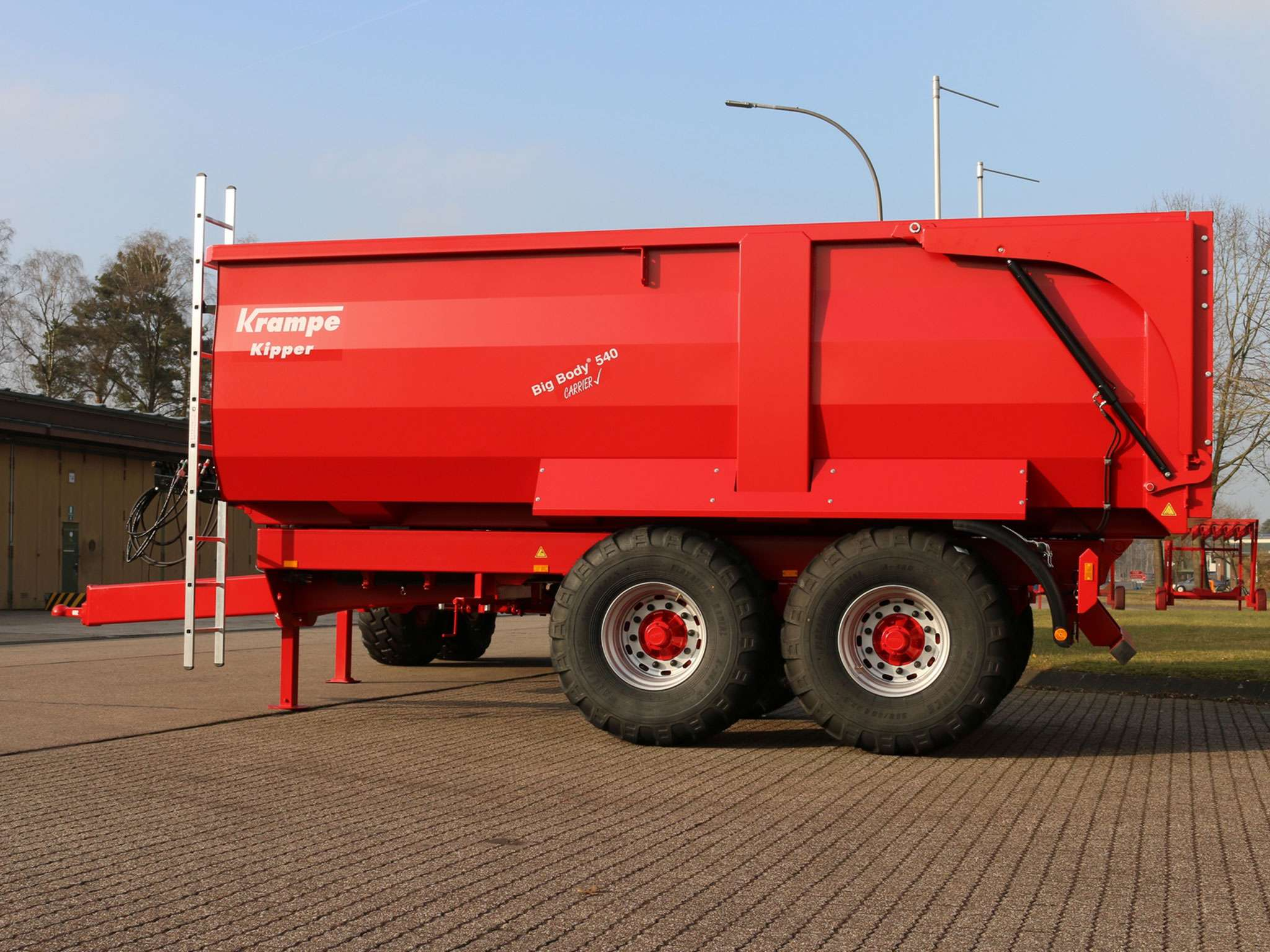Produktfoto Big Body 540 Carrier