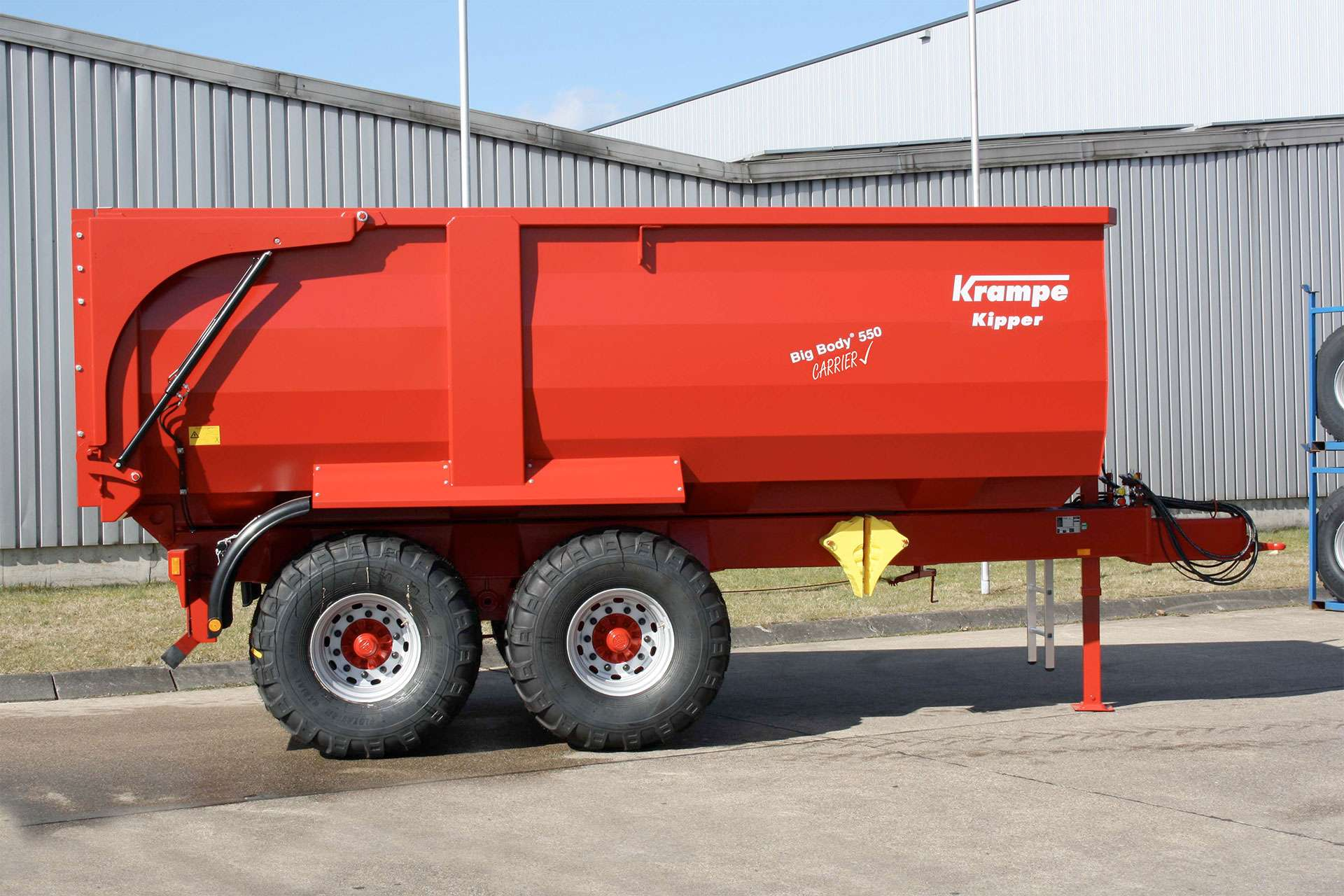 Produktfoto Big Body 550 Carrier