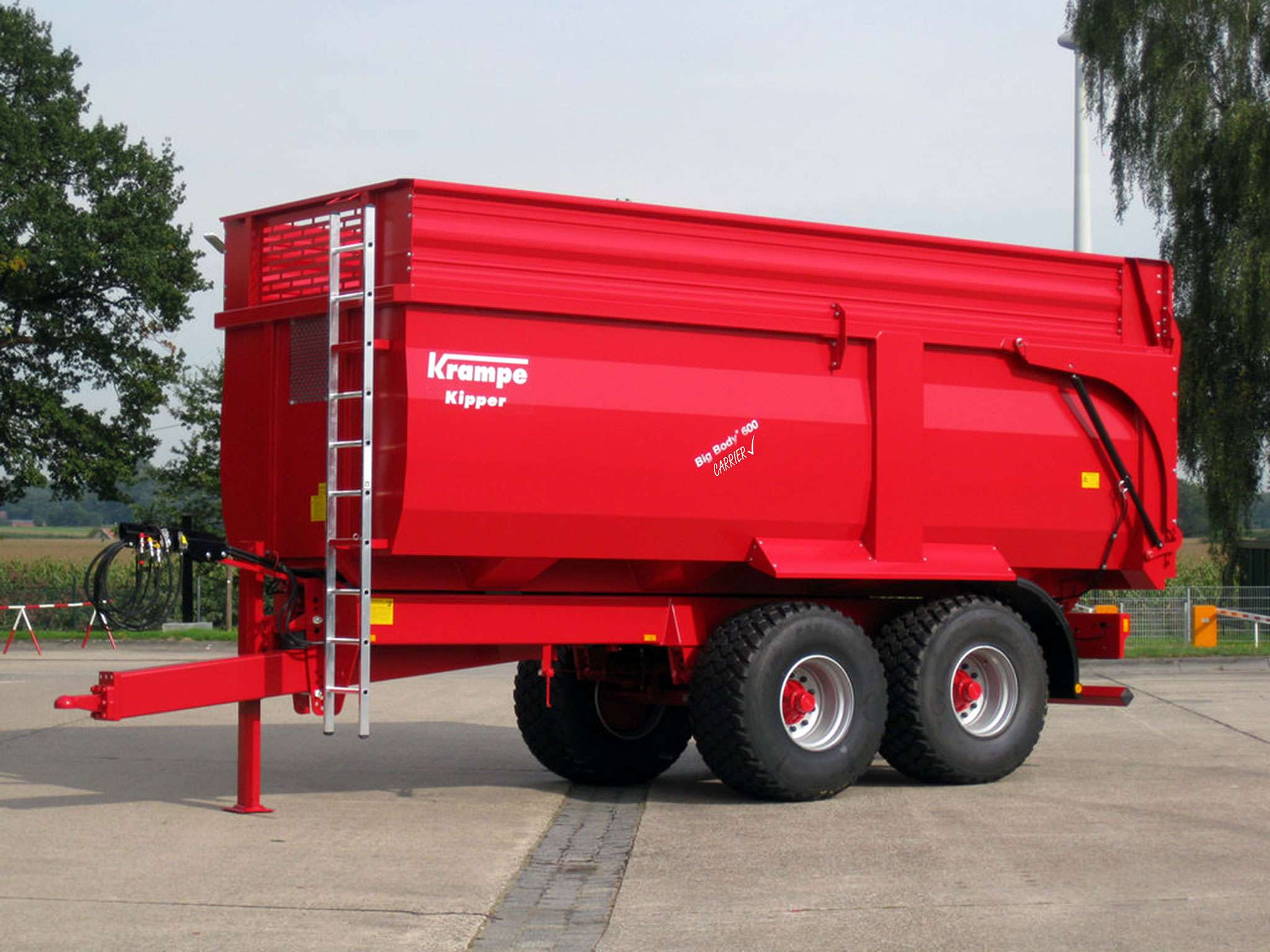 Produktfoto Big Body 600 Carrier