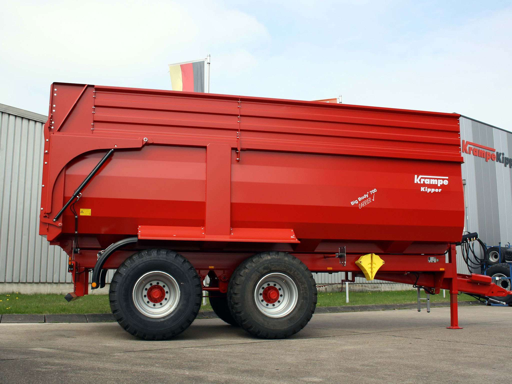 Produktfoto Big Body 700 Carrier