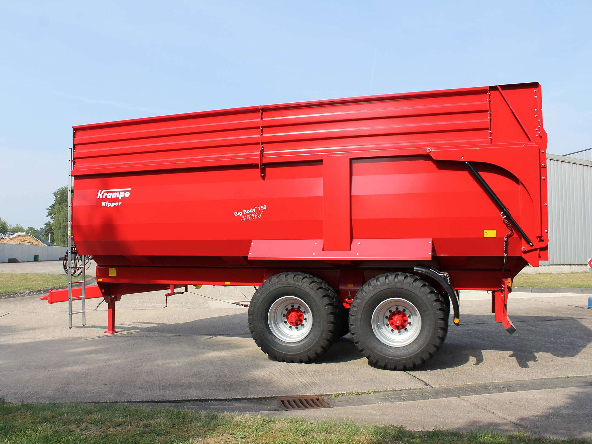 Produktfoto Big Body 750 Carrier